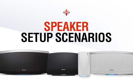 Speaker Setup Scenarios: Custom Install vs DIY
