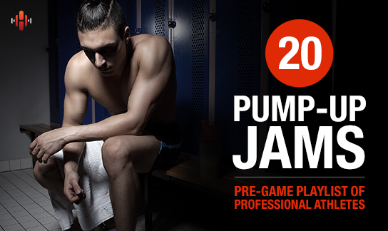 20 Pump-Up Jams: Pre-Game Playlist of Professional Athletes