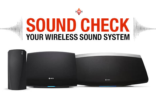 Sound Check: Best Configurations for your HEOS speakers - Blog